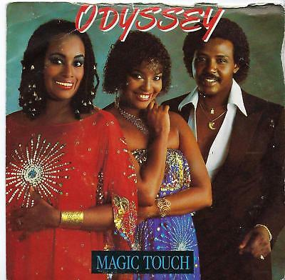 """Odyssey - Magic Touch - 7"""" Single"""