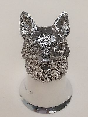 Sterling Silver Fox Head Stirrup Cup by Francis Howard Ltd