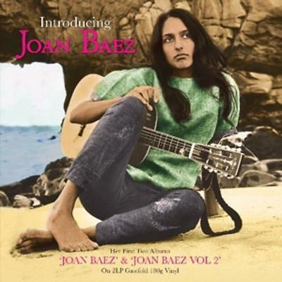 Introducing von Joan Baez (2014) 2LP Vinyl NEW