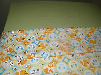 Cotton Cot Sheet Set 3 Piece