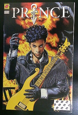 PRINCE Alter Ego Comic Book #1 1st Print PIRANHA DC 1991 NM Archive Never Read