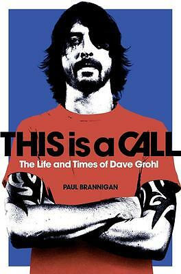 Dave Grohl (Foo Fighters, Nirvana) This is a Call(2012, Taschenbuch) Book Buch