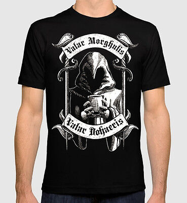 Valar Morghulis Valar Dohaeris Art T-shirt Game Of Thrones GOT Men's Women's Tee