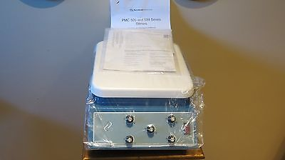NEW FREE SHIPPING PMC 5 Position Lab Laboratory Magnetic Stirrer
