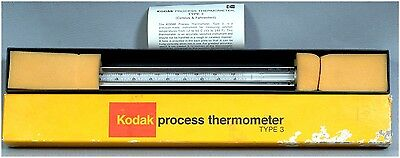 kodak process thermometer type 3 New Old Stock