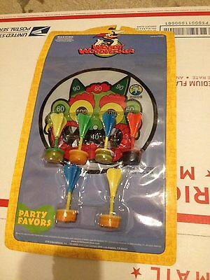 Woody woodpecker - party favors - darts