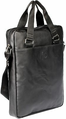 BORSA BORSELLO Tracolla Uomo Nero Trussardi Collection Bag Men Black ... 901b13b3f35