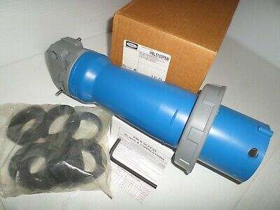 *NEW IN BOX* HUBBELL HBL5100P9W 100-Amp PIN&SLEEVE GENERATOR PLUG 100A 120V/208V