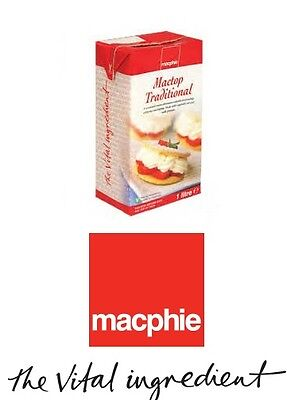 10 Litres Mactop® Traditional Whipped cream Doughnut Filling piping cake 10L