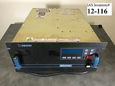 RFPP 3150058-002 RF20R RF Generator Rev J (used working, 90 day warranty)