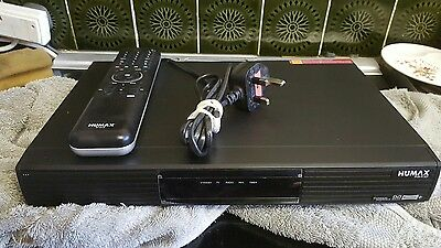 Humax PVR-9150T (160GB) DVR with Remote