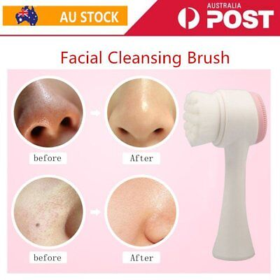 Waterproof Skin Care Cleansing Brush Face Cleaner Facial Cleanser FB