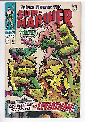 The Sub-Mariner  #3  (   Fn+   )  *********  Sale  *********