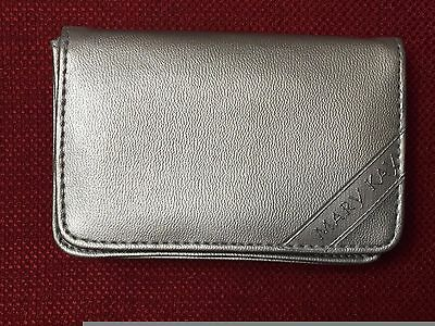 Mary Kay Silver Business Card Holder (New in Package)