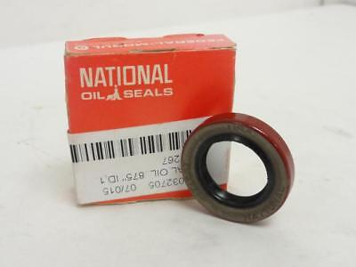 "149284 New In Box, National 471267 Oil Seal, 7/8"" ID, 1-3/8"" OD , 1/4"" Wide"