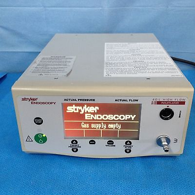 Stryker Endoscopy 40L High-Flow Insufflator 620-040-000
