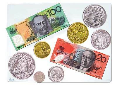 Australian Magnetic Notes & Coins Money 60p Maths Teacher Resource Primary Kids