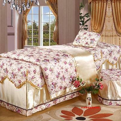 Massage Table Beauty Bed Cover Sheets Set (Australian Seller)