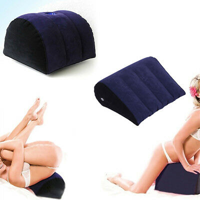 Newest Inflatable Sex Pillow Toys Magic Cushion Triangle Love Position Triangle