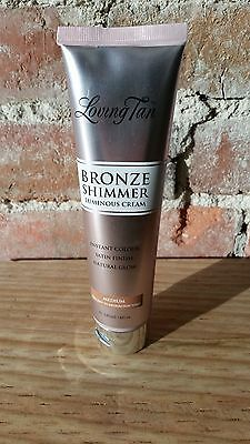 Loving Tan Bronze Shimmer Medium 120ml