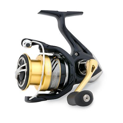 Shimano Nasci 2500 FB Stationärrolle mit Frontbremse Angelrolle Angeln