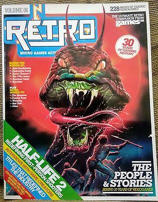 Retro Vol. 6 (games TM, 2013) The Ultimate Retro companion