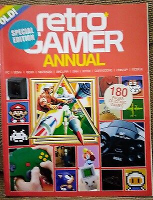 Retro Gamer Annual 2015 (Image Publishing, 2015)
