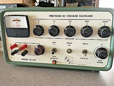 EDC VS-11N Precision Voltage Standard -No Reserve-