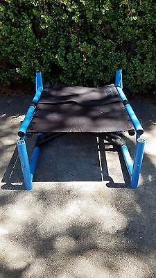 KI Mobility Wheelchair Collapsible Folding Frame Catalyst w/ Seat Sling