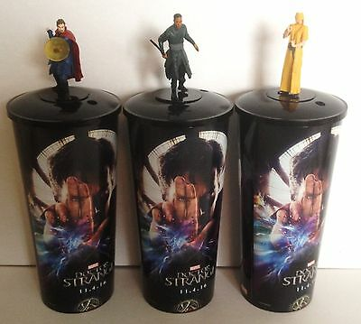 Marvel Comics: Doctor Strange Movie Theater Exclusive Cup Topper Set #2