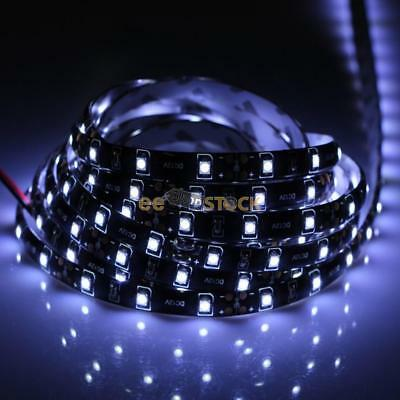Ruban led 1 metre 12 Volts type Lumiere noir 12000k eclairage decoration ESS TEC