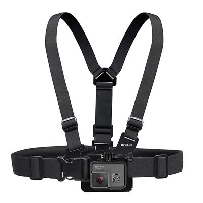 Adjustable Elastic Body Chest Strap Harness for GoPro Hero 5 4 3 2 Session
