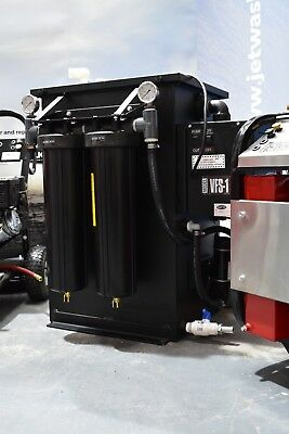 Alkota - Pressure Washer Waste Water Recovery & Recycle Vacuum System