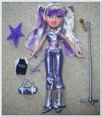 BRATZ MGA DOLL DANA LIVE IN CONCERT 2005 ORIGINAL CLOTHING and ACCESSORIES