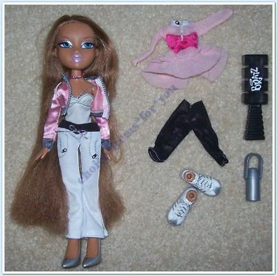 BRATZ MGA DOLL DESTINY PASSION for FASHION P4F ORIGINAL CLOTHING + ACCESS *RARE*