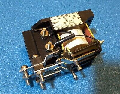 Westinghouse Type Sg  Style 1205616-C  Auxiliary Relay