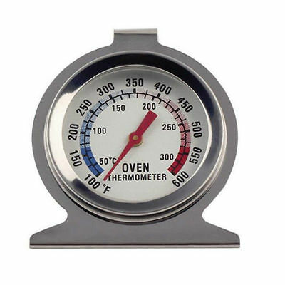 Home Food Meat Dial Temperature Stand Up Dial Oven Thermometer Gauge Gage