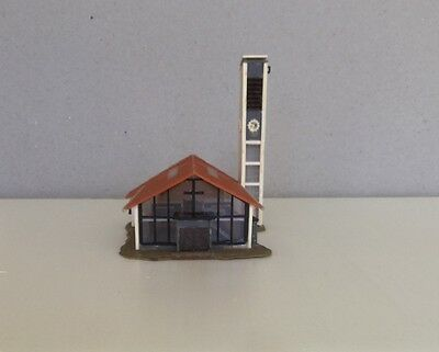 N Scale Modern Church for layouts