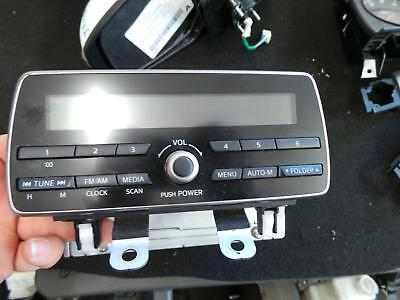 Mazda 2 Radio/cd/dvd/sat/tv Dj 10/14- 14 15 16