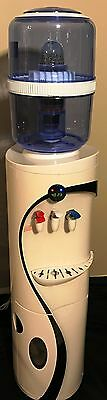 Water Cooler Dispenser Hot & Cold & Cool With Water Bottle Filter Tower Standing