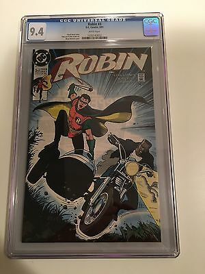 Robin #3 of 5 (3/1991, DC) CGC 9.4
