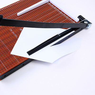 "PAPER CUTTER 18 x 15"" Heavy Duty METAL BASE TRIMMER Scrap booking Blade A3 to B7"