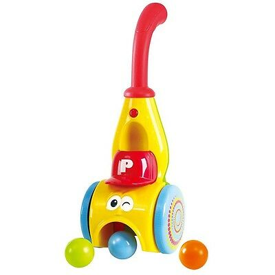 Scoot Scoop Popper Set  Kids Push Toy Playset Fun Game Colorful Balls