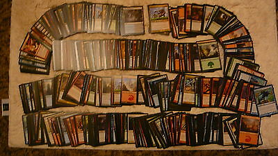Magic the gathering MTG lot of 1000 mixed cards < Free Postage > lot 4