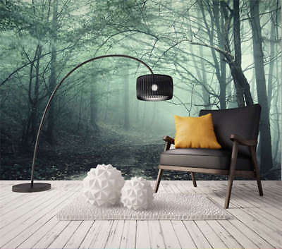 Thickly Dark Woods 3D Full Wall Mural Photo Wallpaper Printing Home Kids Decor