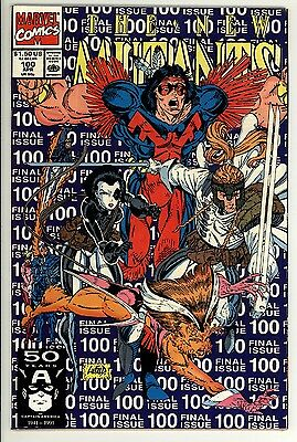 New Mutants 100 - Hot Book - 1st X-Force - High Grade - 9.0 VFNM