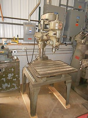 Delta Rockwell  radial drill press 1140 rpm, 3ph 220 v #15-120