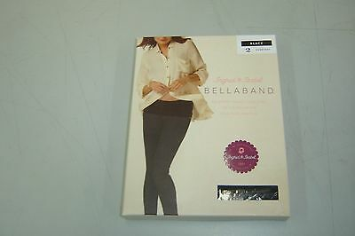 BellaBand Women's New Everyday Ingrid & Isabel Black  size 2 with silicon strip