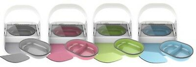 Surefeed MAT & BOWL SETS -Use with microchip & sealed bowl feeders - Adds Colour