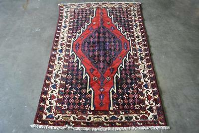 Authentic Hand Made Semi-antique Persian Mazlaghan